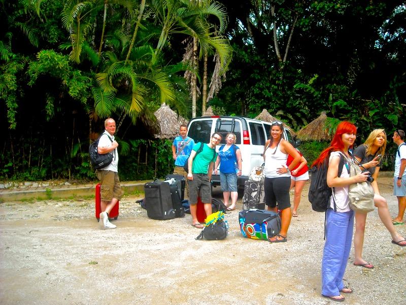 Trek America - Mexico 2011