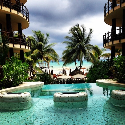 Luxury Playa Del Carmen Hotel