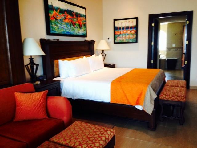Mexico Luxury Hotel Room