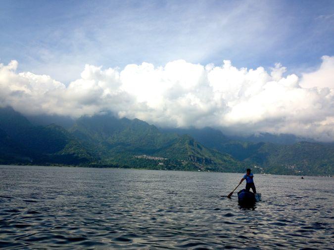 Wanderlust Chloe Guatemala Atilan Boat1