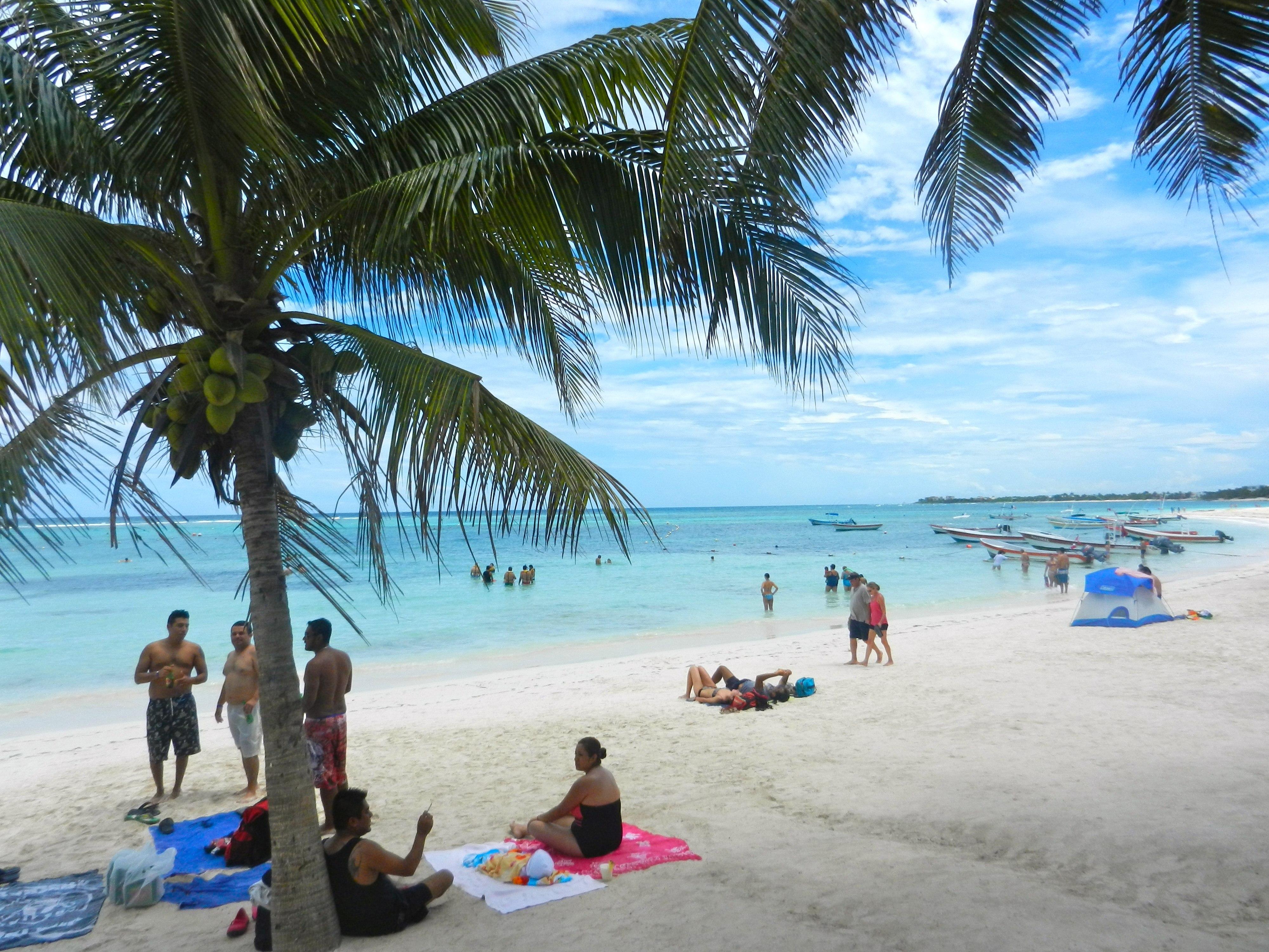 Wanderlust Chloe Akumal Beach