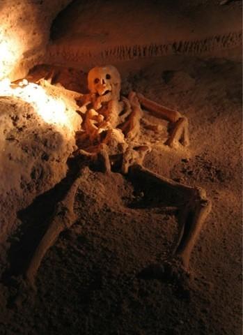 Wanderlust Chloe ATM Caves Skeleton