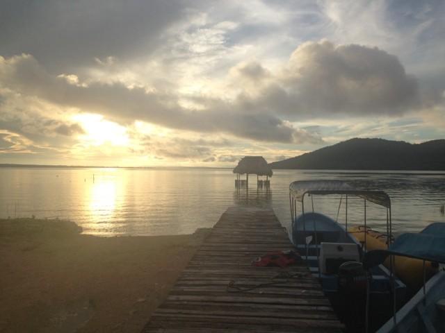 Wanderlust Chloe Flores Lake