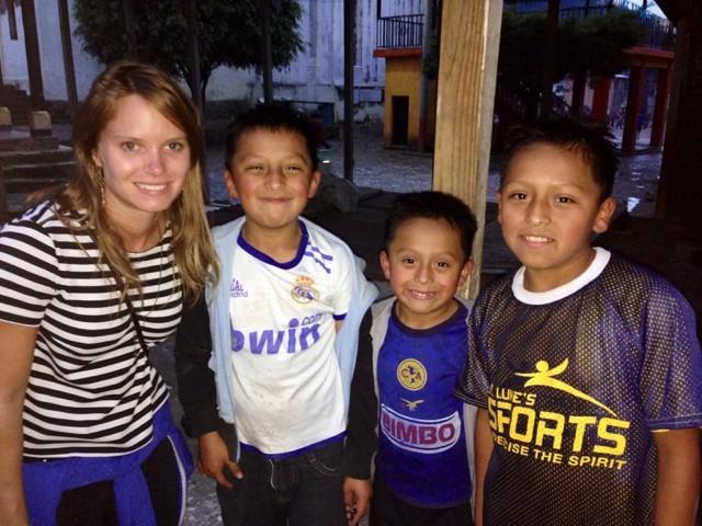 Wanderlust Chloe Guatemala Homestay Family