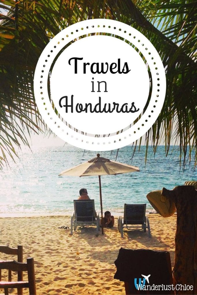 Travels in Honduras