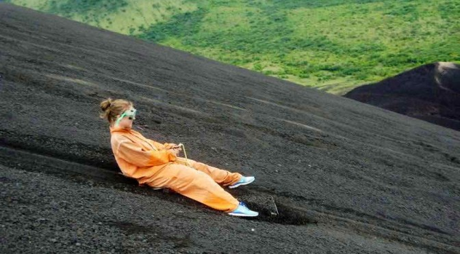 Volcano Boarding in Nicaragua? You Must Be Joking…