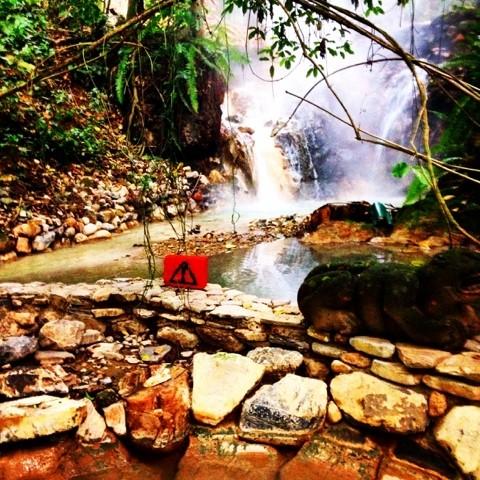 Wanderlust Chloe Copan Hot Springs