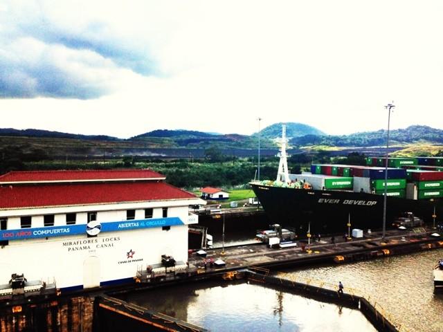 Wanderlust Chloe Panama Canal 2