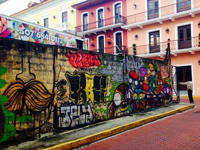 Wanderlust Chloe Panama City Street Art
