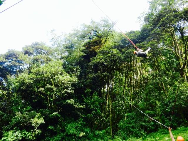 Wanderlust Chloe Tarzan Swing Monteverde
