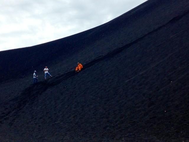 Wanderlust Chloe Volcano Boarding Speed