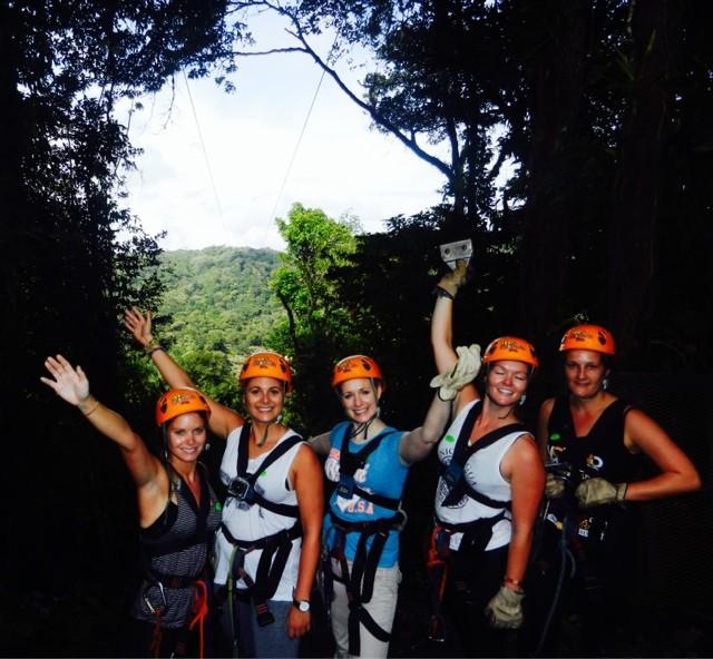 Wanderlust Chloe Ziplining Monteverde 3
