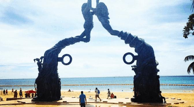 GUEST BLOG: Playa del Carmen on Pacific & Park