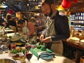 REVIEW: Mexican Street Food cooking class, Jamie Oliver's Recipease, London