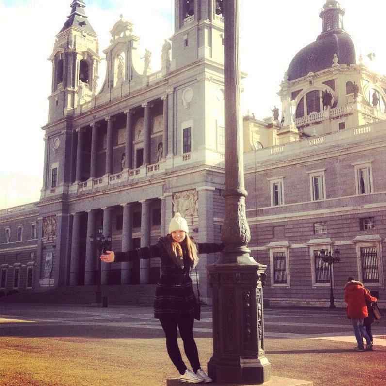 Wanderlust Chloe Madrid