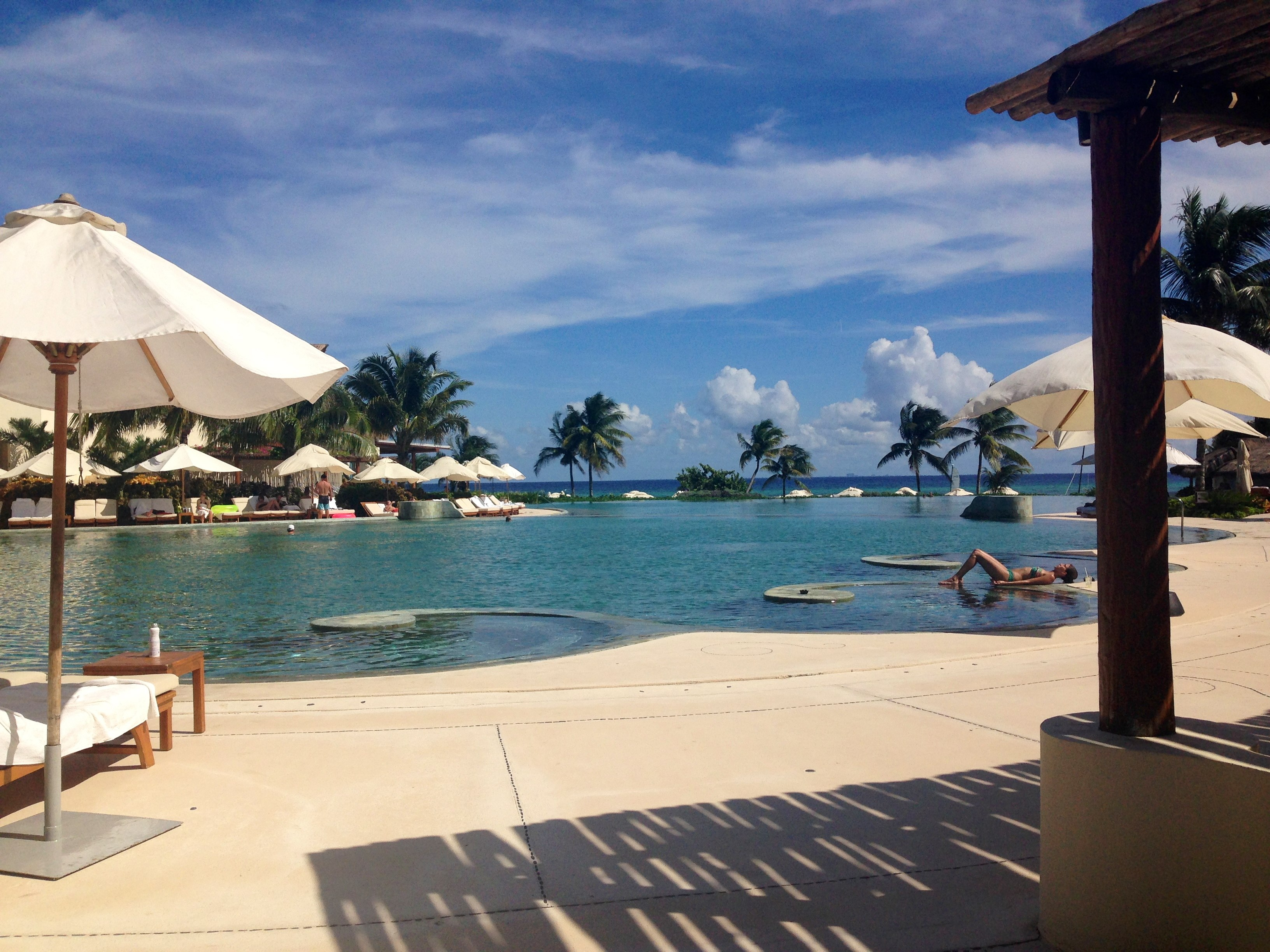 Wanderlust Chloe Grand Velas Hotel Mexico