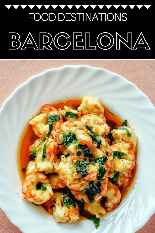 Barcelona Food Tour, Spain.