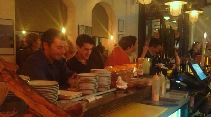 REVIEW: Condesa Restaurant, Covent Garden, London