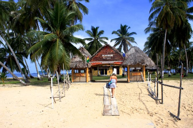 Aguja (Icodub Island) in the San Blas Islands, Panama