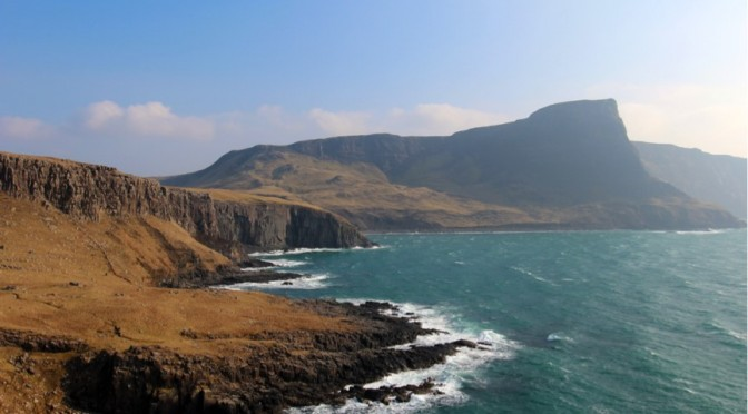 Twins That Travel visit The Isle of Skye