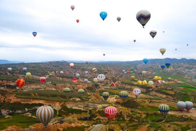 Wanderlust Chloe Hot Air Balloon Cappadocia 05