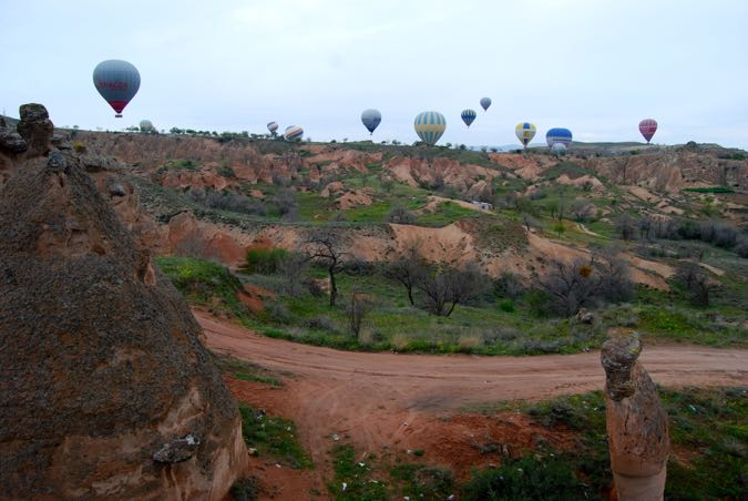 Wanderlust Chloe Hot Air Balloon Cappadocia 13