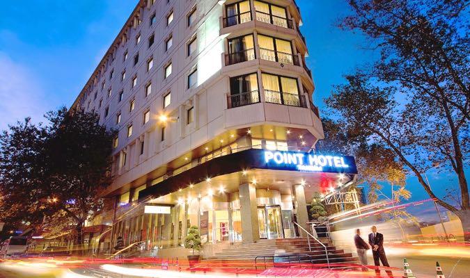 Wanderlust Chloe Point Hotel Istanbul Ext