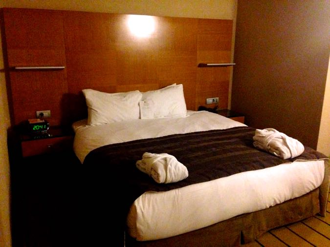 Wanderlust Chloe Point Hotel Taksim06