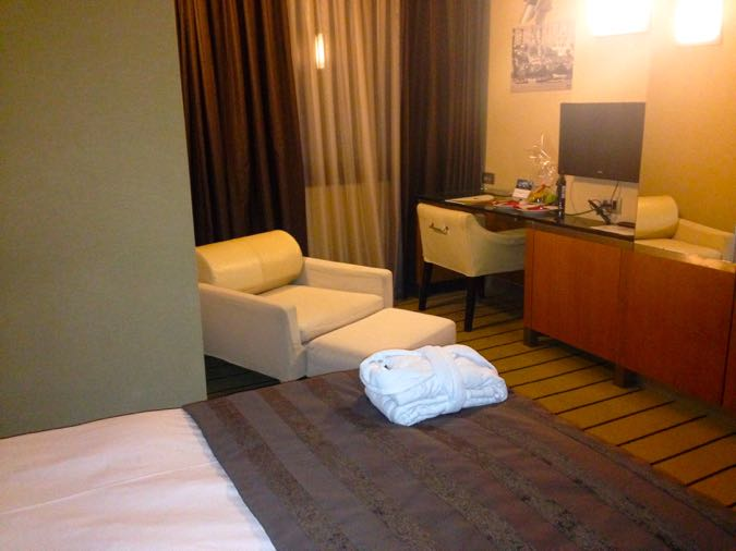 Wanderlust Chloe Point Hotel Taksim07