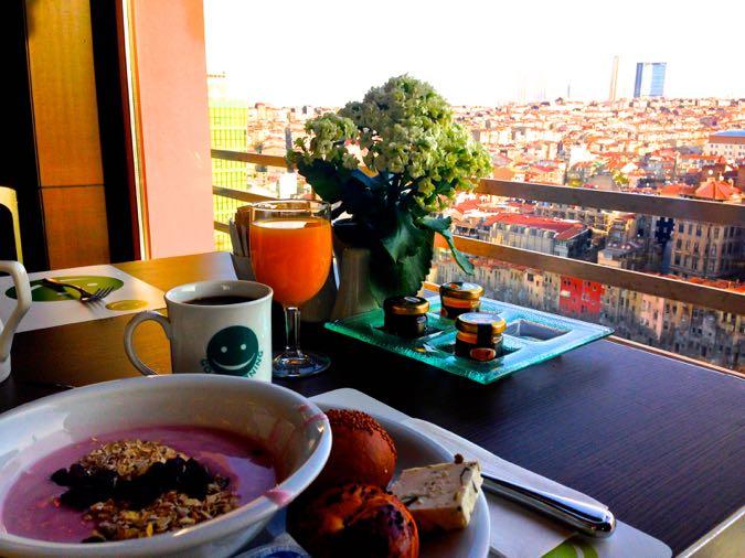 Wanderlust Chloe Point Hotel Taksim12