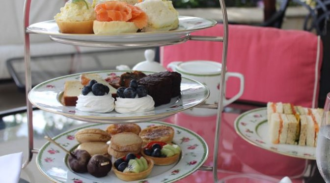 GUEST POST: Sarah Connolly Enjoys Afternoon Tea At Sandy Lane, Barbados