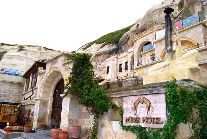 Miras Hotel, Cappadocia