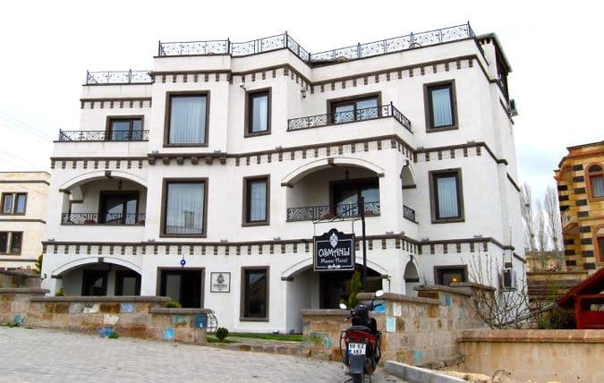 Wanderlust Chloe Osmanli Manor Hotel Cappadocia 15