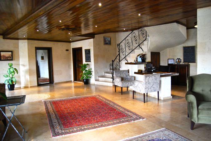 Wanderlust Chloe Osmanli Manor Hotel Cappadocia 16