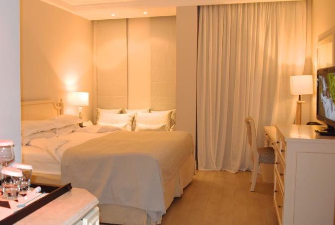 My bedroom at Sensatori Cyprus