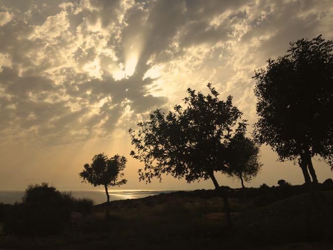 Sunset at Sensatori Cyprus