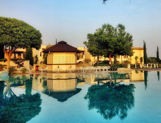 Sensatori Cyprus - the main pool