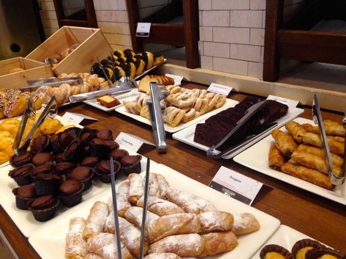 Breakfast buffet at Sensatori Cyprus