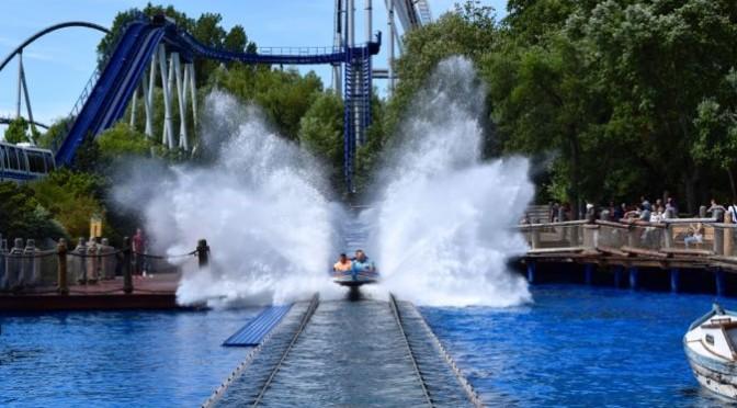 Exploring Europa Park Theme Park Resort, Germany
