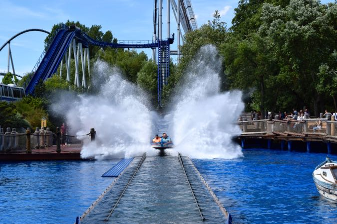 Europa Park Water Ride