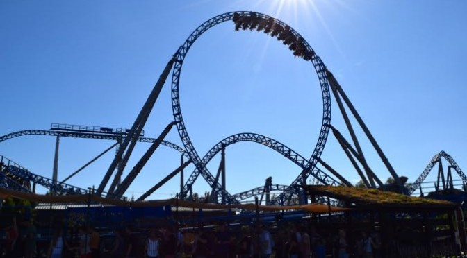 HUFFINGTON POST: The Future of Roller Coasters? Testing Virtual Reality Technology at Europa Park, Germany