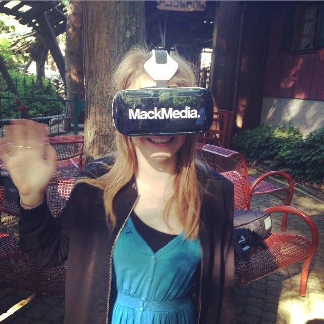 Wanderlust Chloe VR Tech