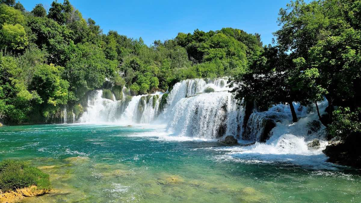 Krka National Park - a must on your 7 day Croatia itinerary