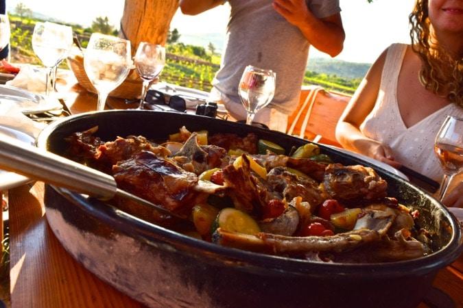 Peka Croatia Hvar Winetasting Hora Vineyard