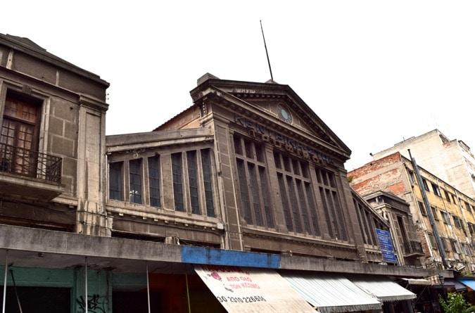 Old Market Thessaloniki