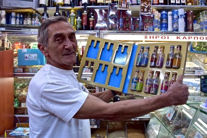 Ouzo Thessaloniki Food Tour