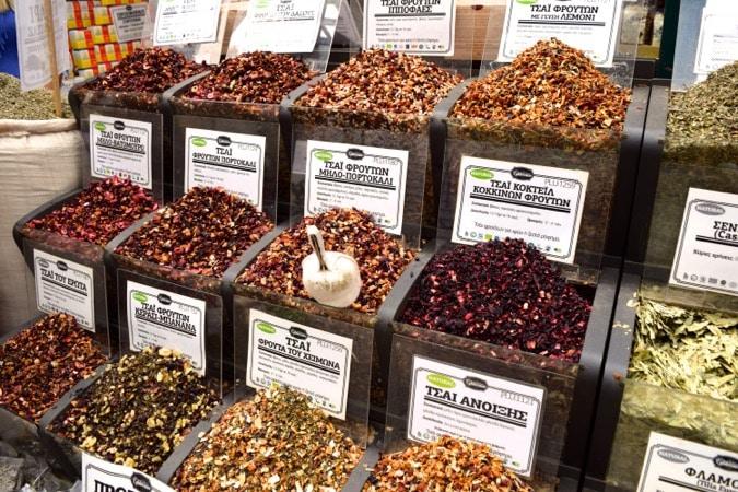 Market Thessaloniki Food Tour