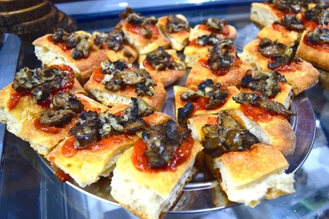 Mushroom Thessaloniki Food Tour