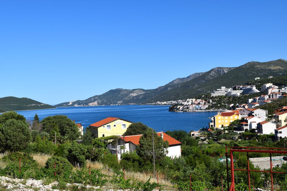 Views of Neum on the Dubrovnik to Mostar day trip
