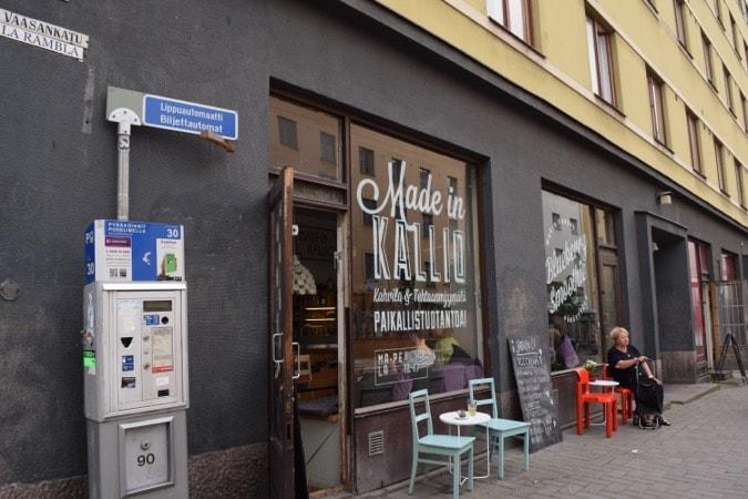 Made In Kallio Helsinki
